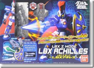 ダンボール戦機 LBX Z-MODE SERIES LBX アキレス (塗装済完成品) (1/4)