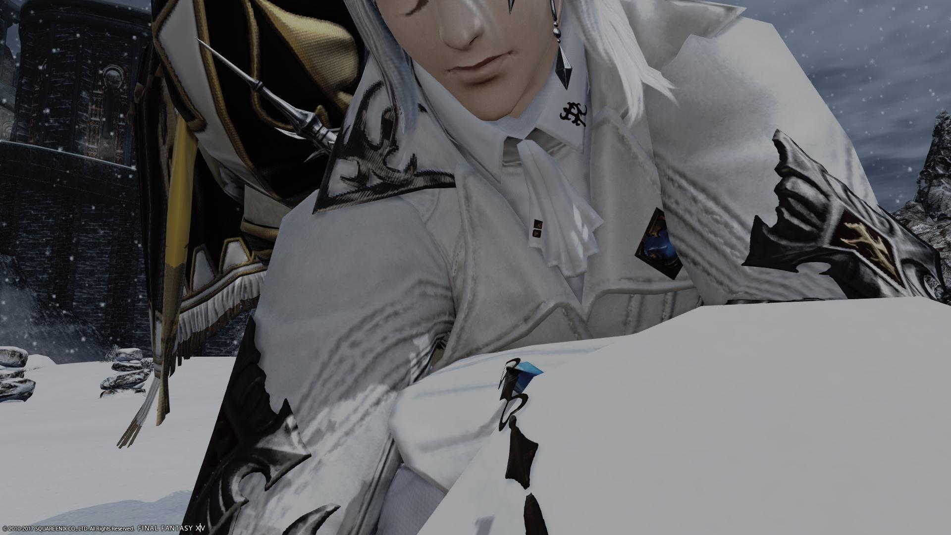 [FF14] 蒼天的最後,紅蓮的到來