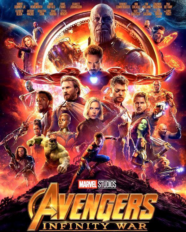 Avengers: Infinity War 感想
