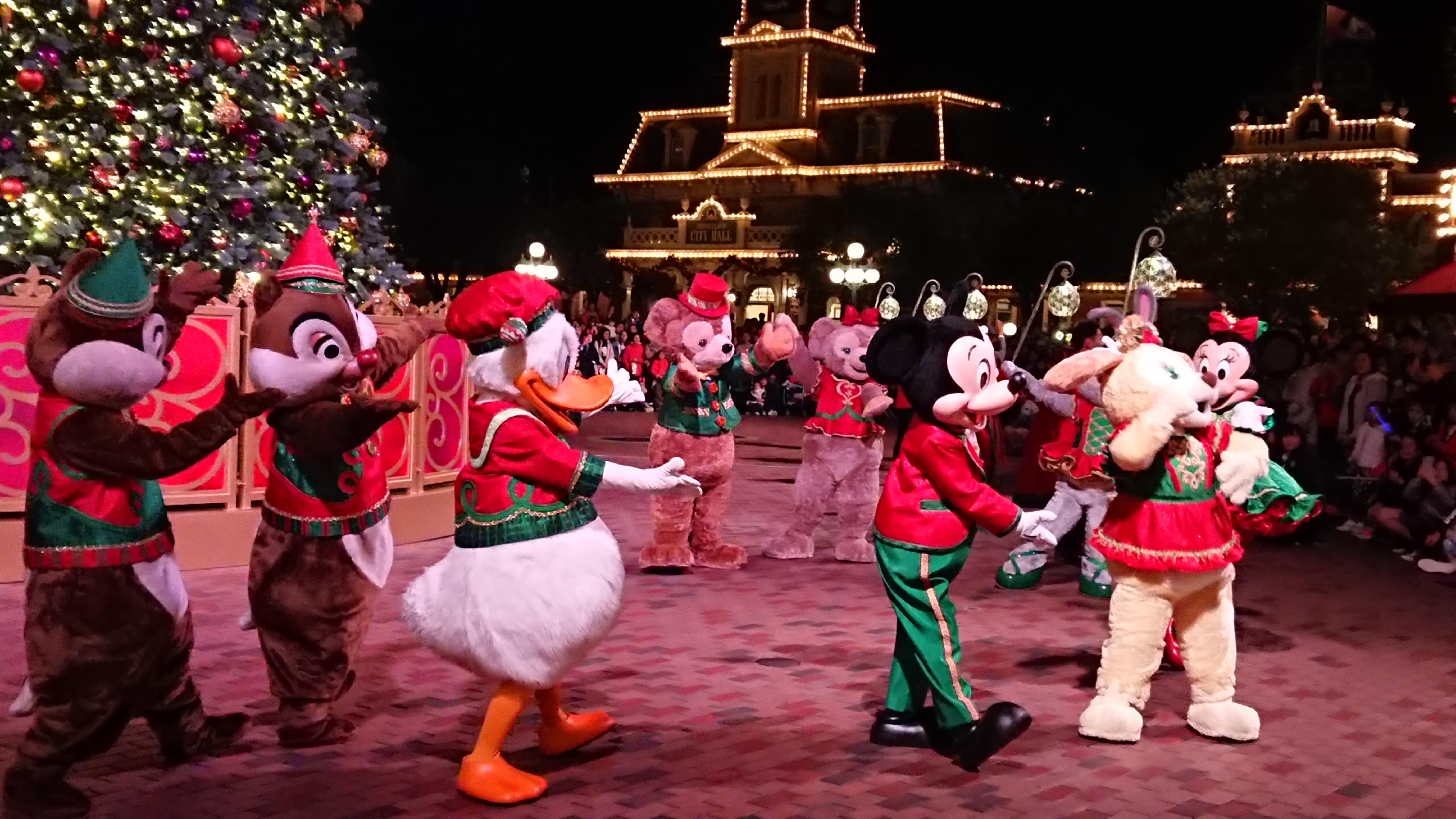 迪士尼雪亮聖誕 2018