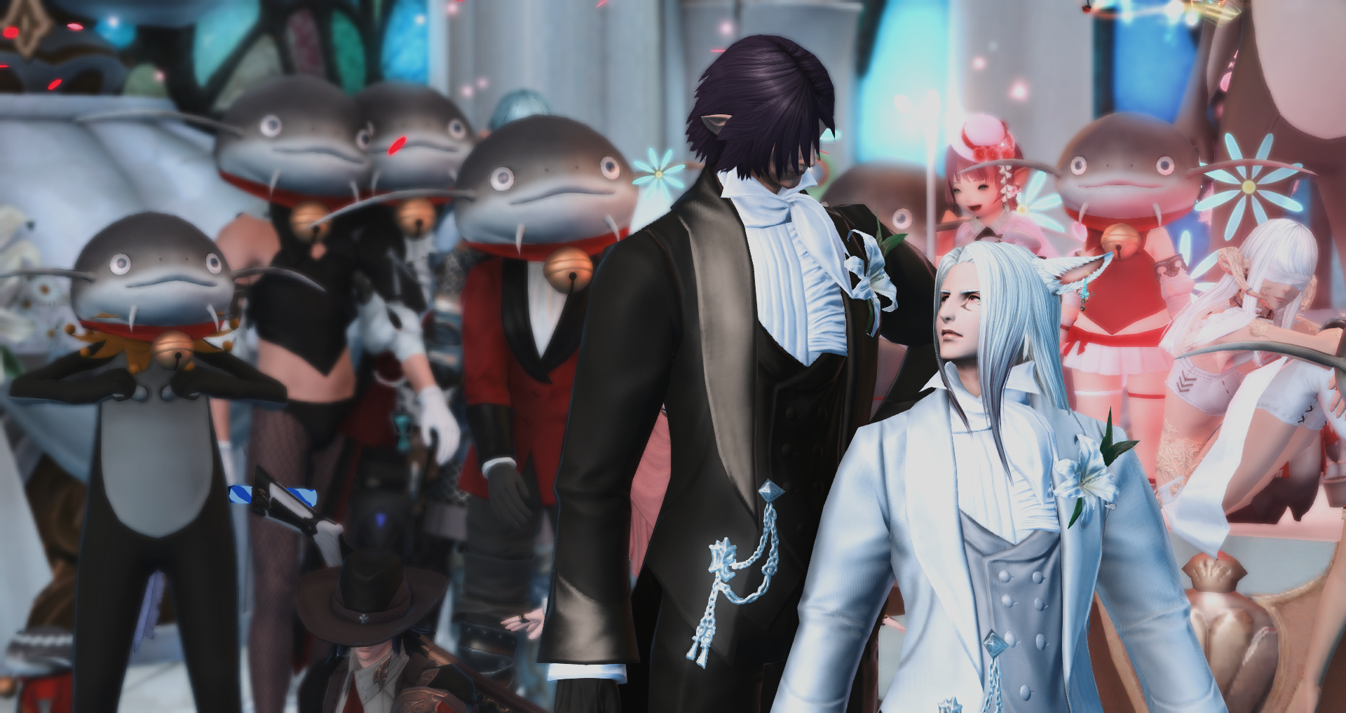 [FF14] Ceremony of Eternal Bonding!!