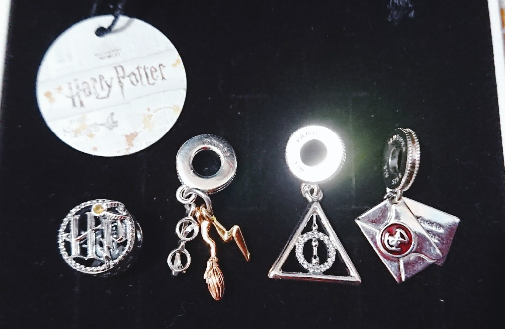 續・Harry Potter x Pandora 敗家