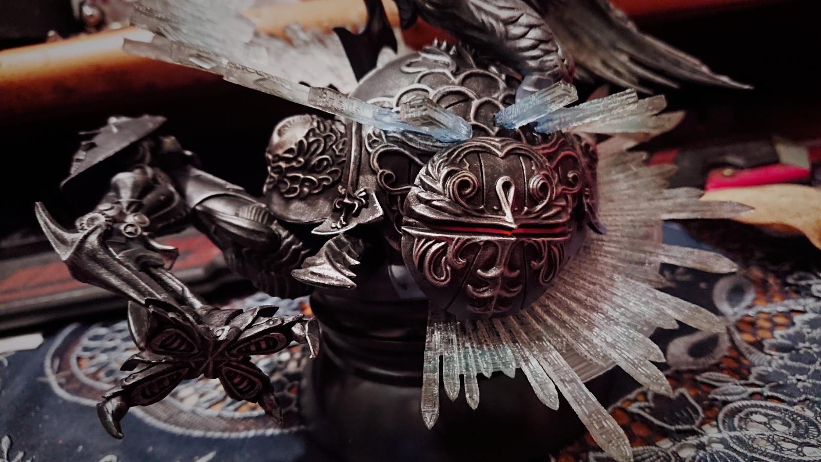 [FF14] Omega Figure 入手!