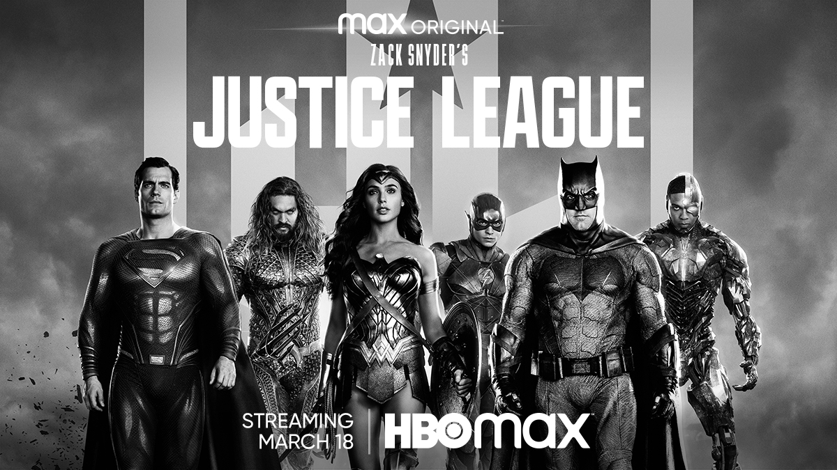 Zack Snyder's Justice League 感想