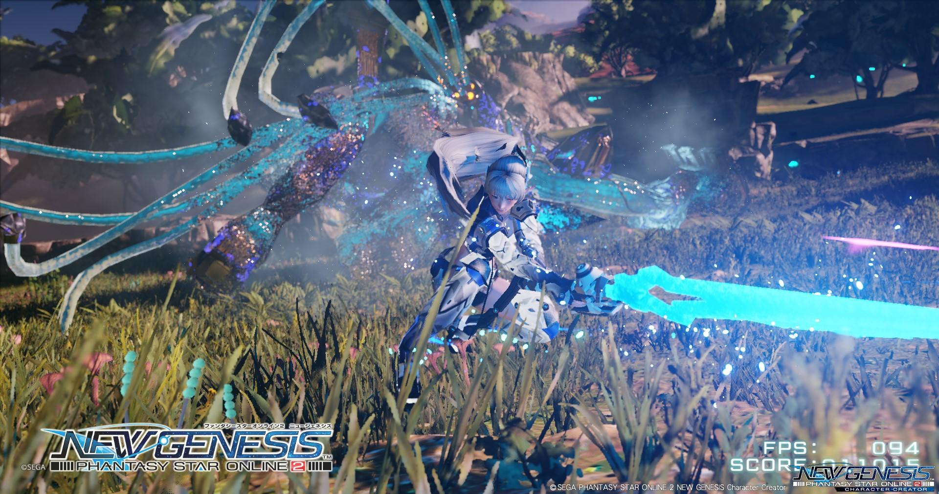 Phantasy Star Online 2 New Genesis 服務開放日子確定!